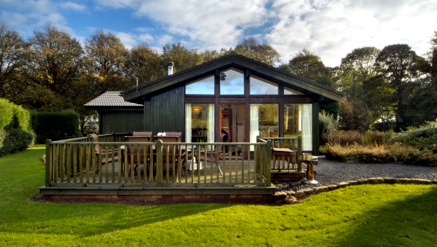 Coquet Lodge, Northumberland | self catering holiday cottage