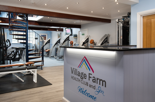 Village Farm Gym, Northumberland