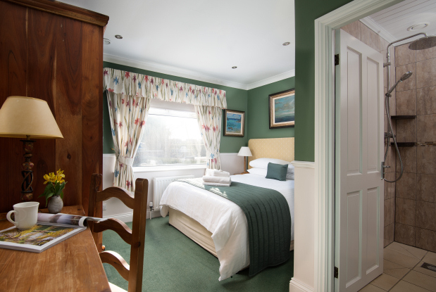 Double Bedroom, Murrayfield Holiday Cottage, Northumberland