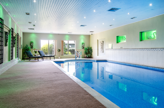 Leisure facilities at village farm holiday cottages - House with swimming pool for sale scotland ...