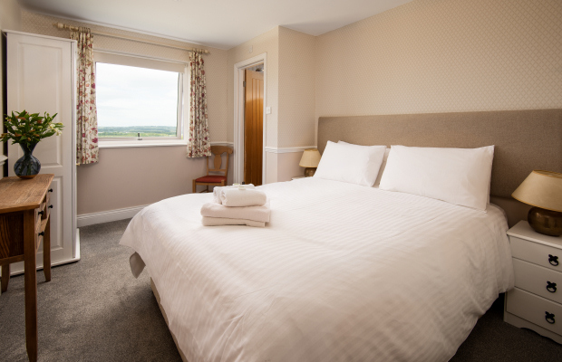 Double Bedroom, Viewfield, Northumberland